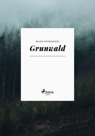 Okładka książki Grunwald