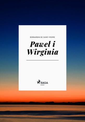 Okładka książki Paweł i Wirginia