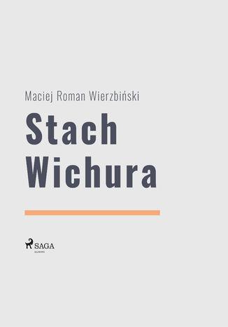 Okładka książki/ebooka Stach Wichura