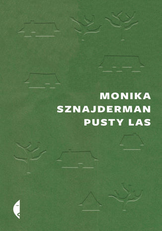 Okładka książki Pusty las