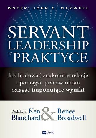 Okładka książki Servant Leadership w praktyce