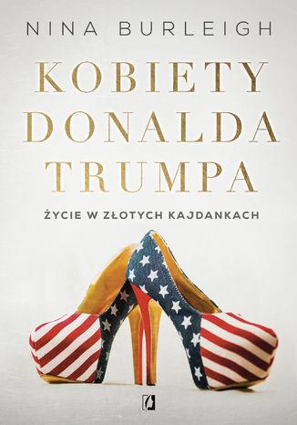 Okładka książki/ebooka Kobiety Donalda Trumpa
