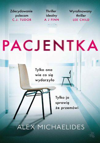 Okładka książki Pacjentka