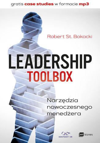 Okładka książki Leadership ToolBox. Narzędzia nowoczesnego menedżera