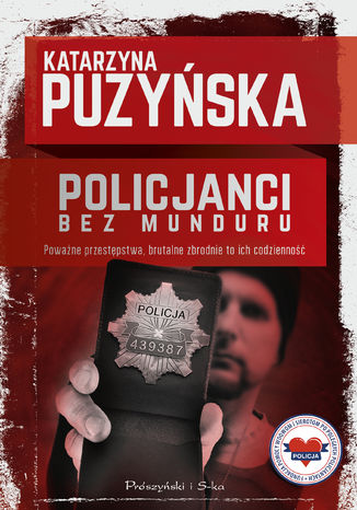 Okładka książki/ebooka Policjanci. Bez munduru