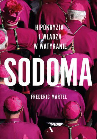 Okładka książki/ebooka Sodoma. Hipokryzja i władza w Watykanie