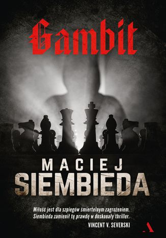 Okładka książki Gambit