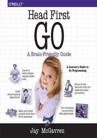 Okładka książki Head First Go