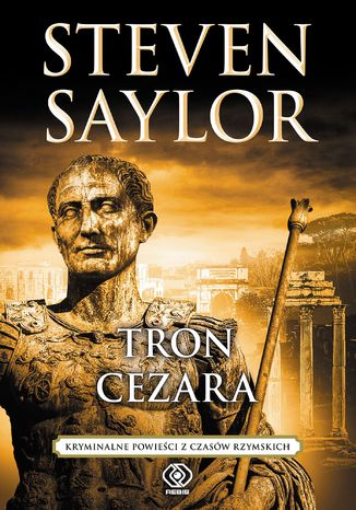 Okładka książki Tron Cezara