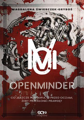 Okładka książki Openminder. Tom 1. Koty