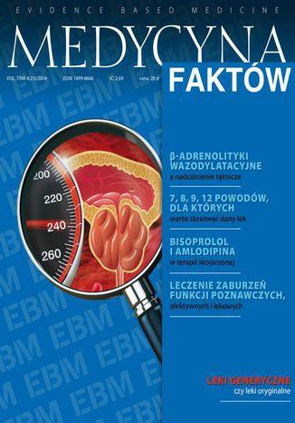 Okładka książki/ebooka Medycyna Faktów 4/2014
