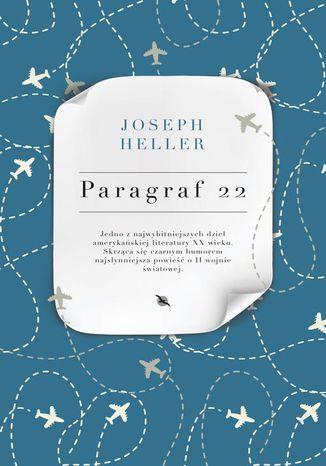 Okładka książki Paragraf 22