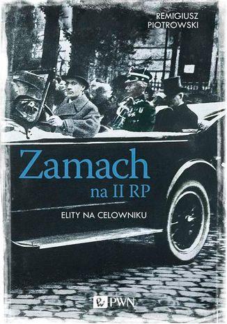 Okładka książki Zamach na II RP
