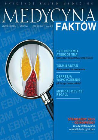 Okładka książki Medycyna Faktów 2/2016