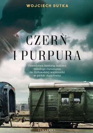 Okładka książki/ebooka Czerń i purpura