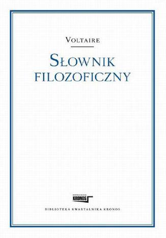 Okładka książki Słownik filozoficzny