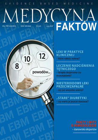Okładka książki Medycyna Faktów 3/2014