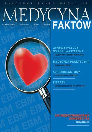 Okładka książki Medycyna Faktów 4/2015
