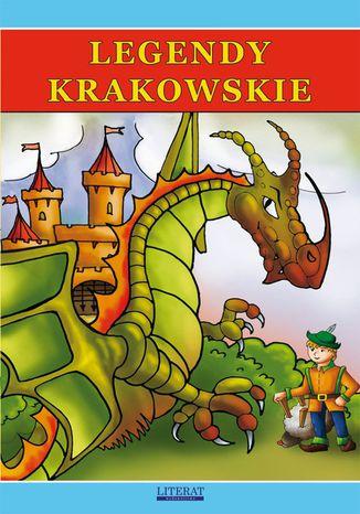 Okładka książki/ebooka Legendy krakowskie