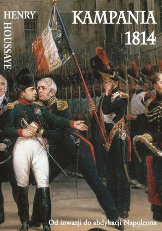 Okładka książki Kampania 1814
