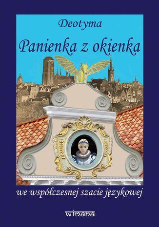 Okładka książki/ebooka Panienka z okienka we współczesnej szacie językowej