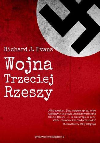 Okładka książki/ebooka Wojna Trzeciej Rzeszy