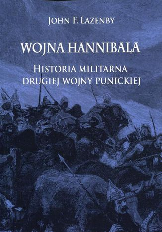 Okładka książki Wojna Hannibala