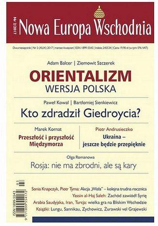 Okładka książki Nowa Europa Wschodnia 2/2017