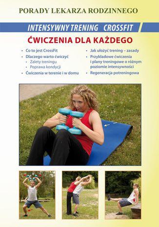 Okładka książki/ebooka Intensywny trening CrossFit. Ćwiczenia dla każdego