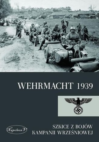 Okładka książki Wehrmacht 1939