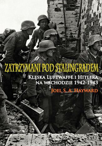 Okładka książki/ebooka Zatrzymani pod Stalingradem