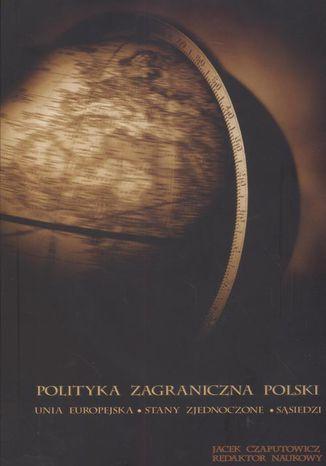 Okładka książki/ebooka Polityka zagraniczna Polski