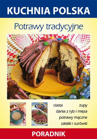 Okładka książki Potrawy tradycyjne