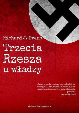 Okładka książki/ebooka Trzecia Rzesza u władzy