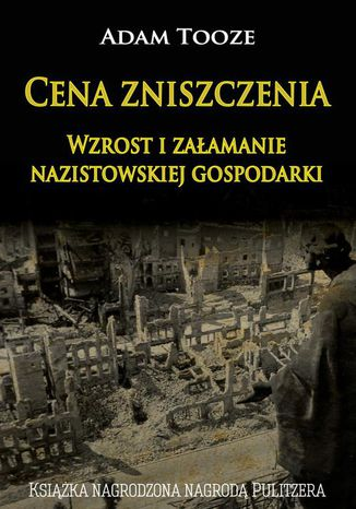 Okładka książki Cena zniszczenia