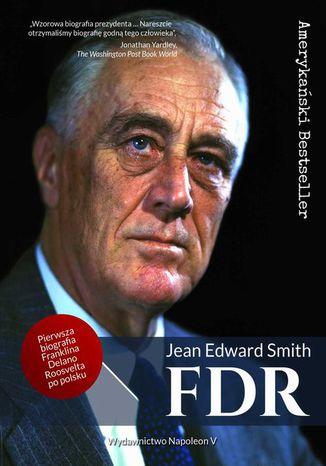 Okładka książki FDR Franklin Delano Roosevelt