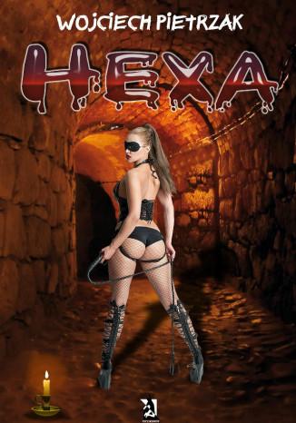 Okładka książki Hexa