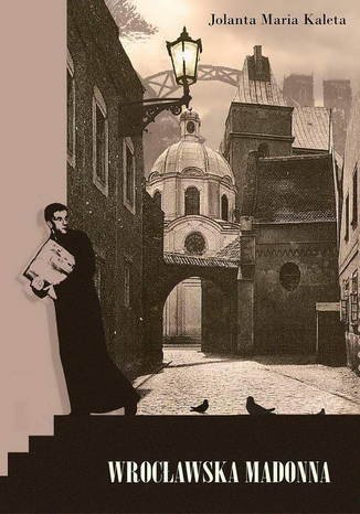 Okładka książki/ebooka Wrocławska Madonna