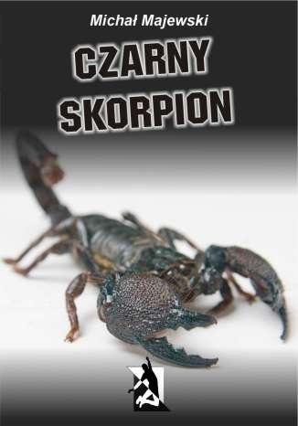 Okładka książki Czarny skorpion