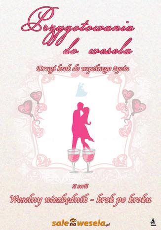Okładka książki/ebooka Przygotowania do wesela