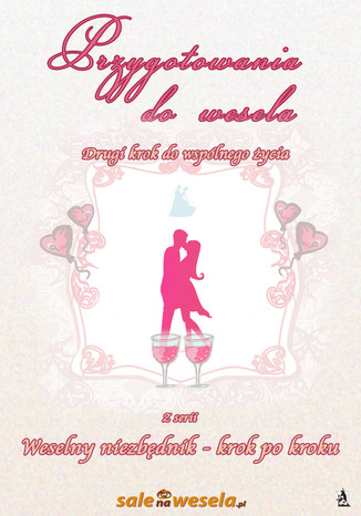 Okładka książki Przygotowania do wesela