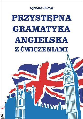 Okładka książki/ebooka Przystępna gramatyka angielska
