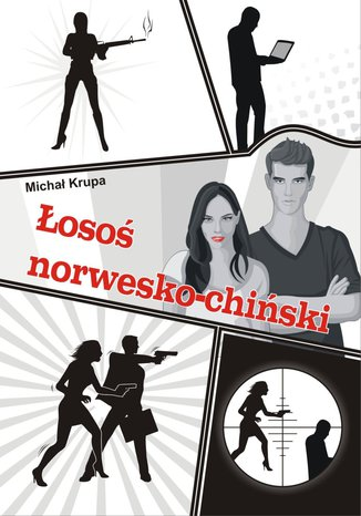 Okładka książki/ebooka Łosoś norwesko-chiński