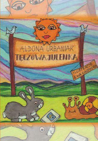 Okładka książki Tęczowa Julenka