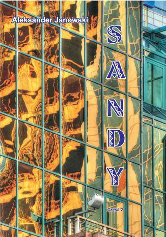 Okładka książki Sandy cz.II