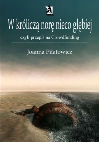 Okładka książki/ebooka W króliczą norę nieco głębiej