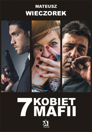 Okładka książki 7 kobiet mafii