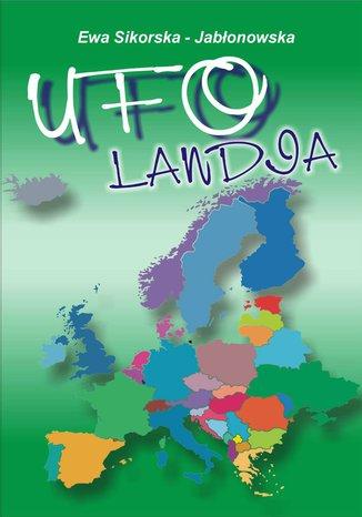 Okładka książki UFO-landia