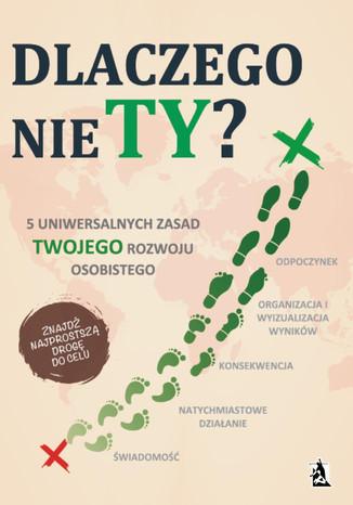 Okładka książki/ebooka Dlaczego nie TY