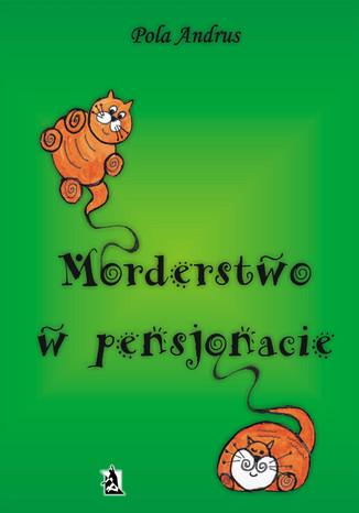 Okładka książki Morderstwo w pensjonacie